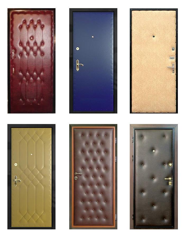 металлическая дверь внутри мдф снаружи антивандальная